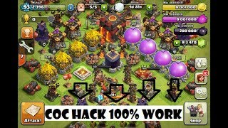 Clash Of Clans Hack - Unlimited Gems Gold Elixir Apk