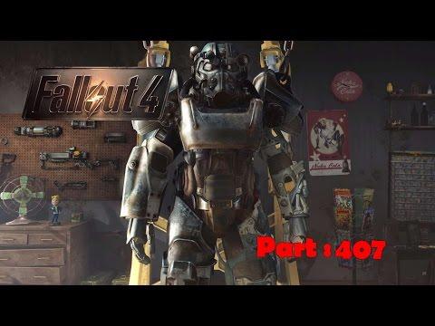 Fallout 4 - Part 407 - GoodBye Boston