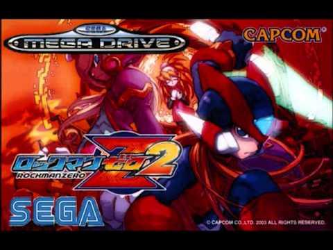 Mega Man Zero 2 - Departure (Sega Genesis Remix)