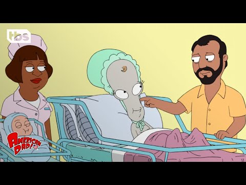 American Dad: Roger's Personas - Mashup | TBS