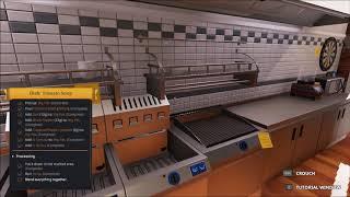 Ni ludu: Cooking Simulator #5 – Disverŝi