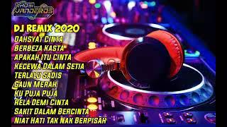 Download DJ REMIX 2020  DAHSYATNYA CINTA & BERBEZA KASTA NONSTOP... REMIX FUNKOT 2020