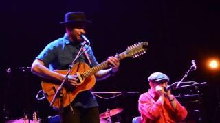GUY DAVIS & FABRIZIO POGGI Maggie Campbell Blues  @ CC Het Gasthuis, Aarschot - 20/03/15