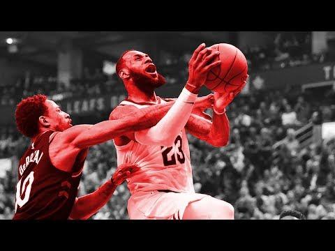 Cleveland Cavaliers vs Toronto Raptors - Game Highlights   Jan 11, 2018   NBA Season 2017-18