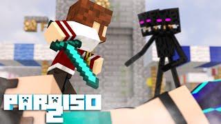 Minecraft: PARAÍSO 2 - #10 DORÃN ESTÁ VIVO?