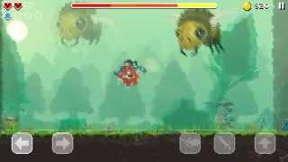 Gameplay - Sword of Xolan