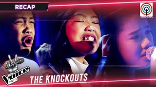 All of the Best Moments from Day 30 of 'Knockout' | The Voice Teens 2020 Recap