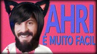AHRI É MUITO FACIL! - EXPANDINDO A POOL