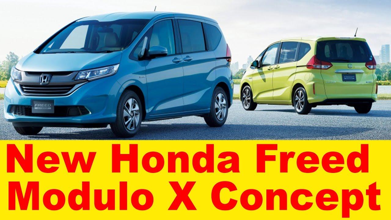 2017 New Honda freed Modulo X MPV (7-Seater ...