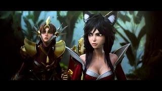 Cinématique League of Legends : Une nouvelle aube
