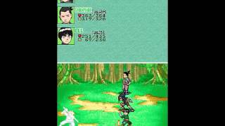 Naruto:  Path of the Ninja - Fight with an ANBU
