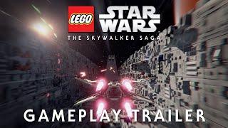 LEGO Star Wars: The Skywalker Saga – Gameplay Reveal