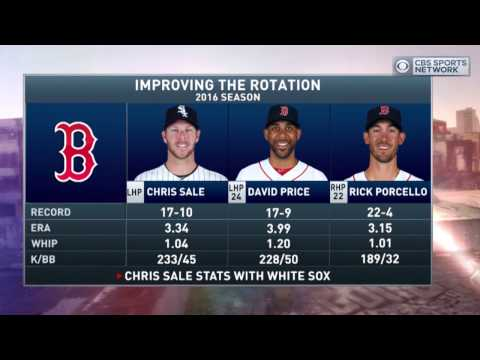 Boomer and Carton: Chris Sale signs with the Red Sox