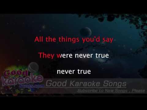 Set Fire To The Rain - Mark Schultz ( Karaoke Lyrics )