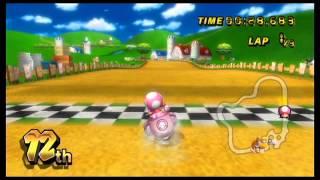【下剋上】マリオカートWii周回遅れ縛り実況play vol.1 thumbnail