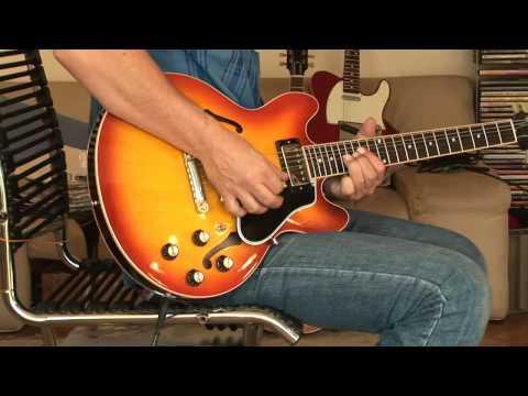 2009 Gibson ES-339 Custom Shop Part1