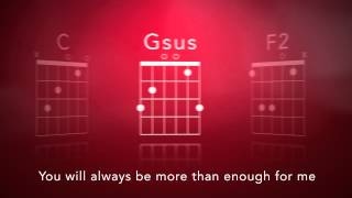 Your Promises (Video Chord Chart with Lyrics)