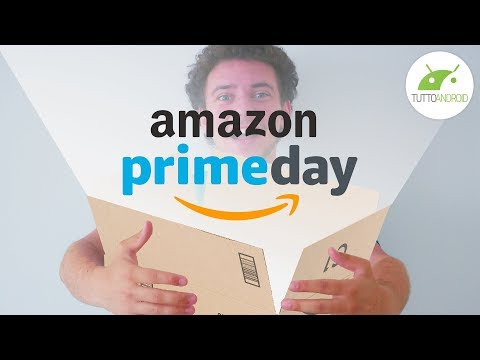 Le MIGLIORI OFFERTE dell'AMAZON PRIME DAY su Android | ITA | TuttoAndroid