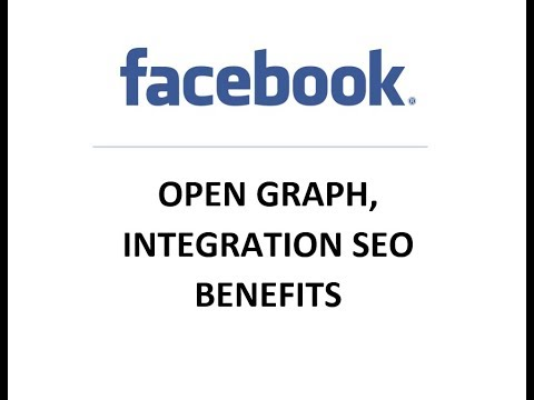 Facebook open graph how to add on website