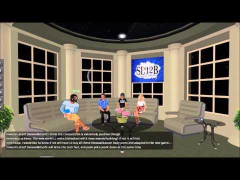 SLB12 Interview - Danger Linden, Sr. Director  and Troy Linden, Senior Producer