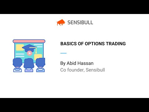 Basics of options trading