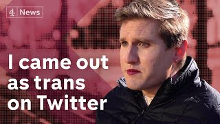 I came out as trans on Twitter - Charlotte Clymer - What I