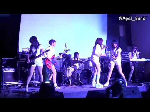 Bring Me to Life - Evanescence - Cover by APEL BAND