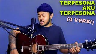 TERPESONA AKU TERPESONA TIKTOK (6 VERSI) Chord Gampang Tutorial Gitar