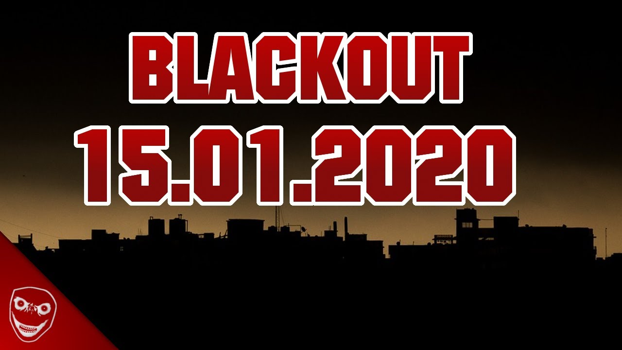 Mega Blackout