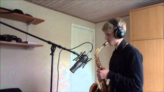 How Deep is Your Love - Alto Sax