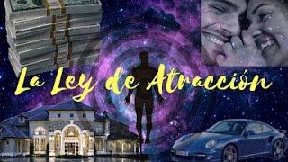 ASÍ FUNCIONA LA LEY DE ATRACCIÓN EN TU VIDA  - L. Enrique Nieto