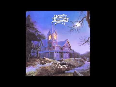 "King Diamond - ""Them"" - Remastered (Full Album) - 1988"