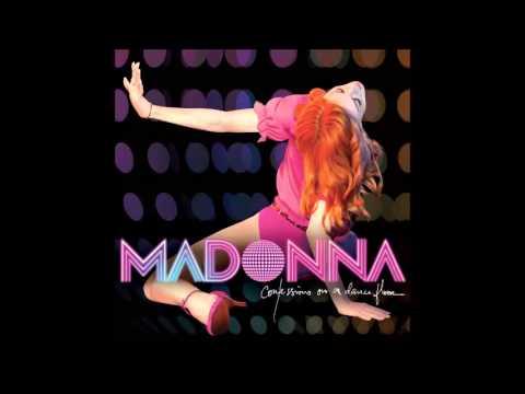 Madonna  Sorry Album Version