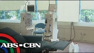 Dialysis center supended for 2 weeks