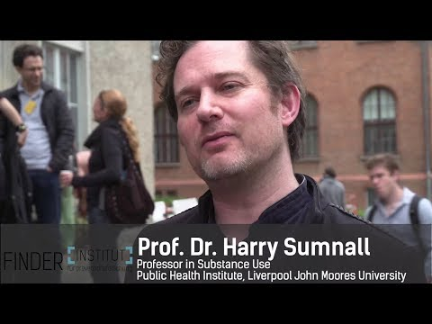 Interview with Prof. Dr. Harry Sumnall about Challenges in prevention research and practice