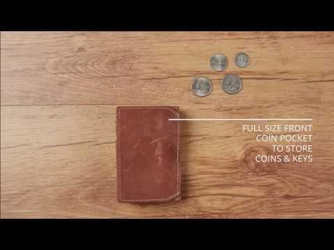 Garzini Magic Coin Wallet