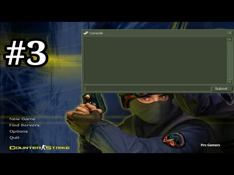 Counter Strike 1.6 Console Commands | Tutorial - 3