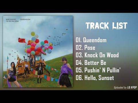 Download [Full Album] RedVelvet (레드벨벳) - Queendom