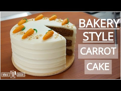 The BEST Carrot Cake Recipe With Cream Cheese Frosting Bakery Style Carrot Cake