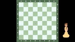 Шахматы для малышей.Урок №1. Шахматная нотация и расстановка фигур
