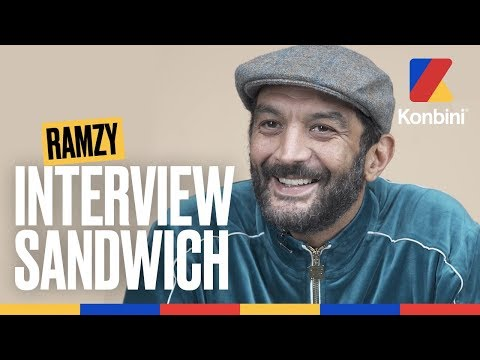 Ramzy - Le sandwich à l'heure du coronavirus   Interview Sandwich   Konbini