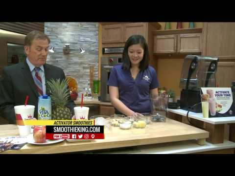 Activator Smoothies By Smoothie King