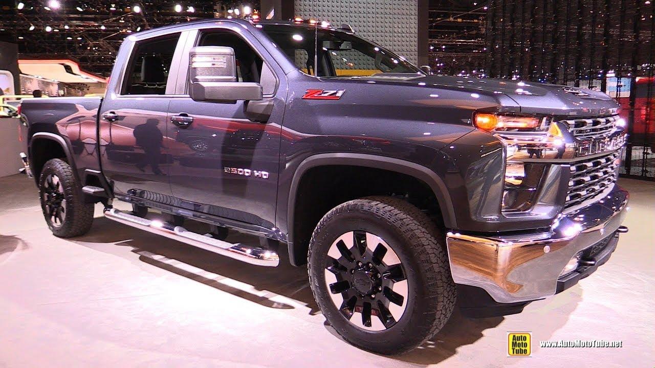 2020 Chevrolet Silverado 2500 Hd Lt Exterior And Interior