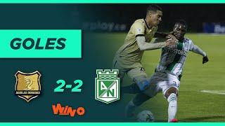 Águilas Doradas vs. Nacional (2-2)   Copa BetPlay Dimayor - Octavos de Final