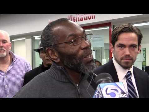 Ricky Jackson freed from prison after 39 years for wrongful murder conviction