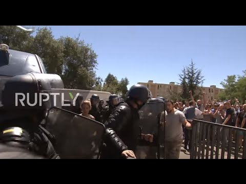 France: Angry Corsicans try to enter immigrant housing estate after mass brawl