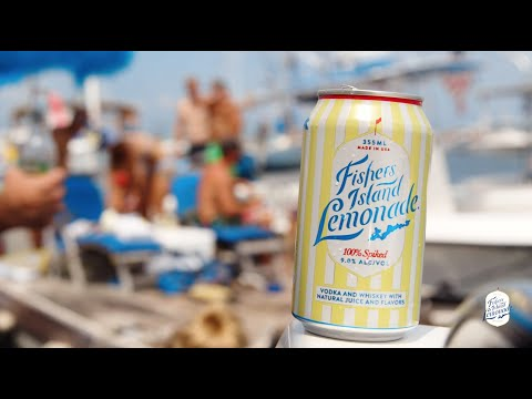 Find Your Island - Fishers Island Lemonade