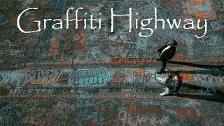 Centralia's Graffiti Highway - Abandoned, But Not Forgotten