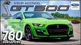 2020 Shelby GT500: HELLCAT KILLER (Latest News + Prices Announced)
