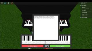 Roblox piano [CLOSER] EASY - NOTES IN DESC